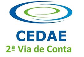 Tirar Cedae 2 via Emitir segunda via Cedae